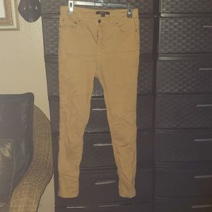 Forever 21 camel color pants